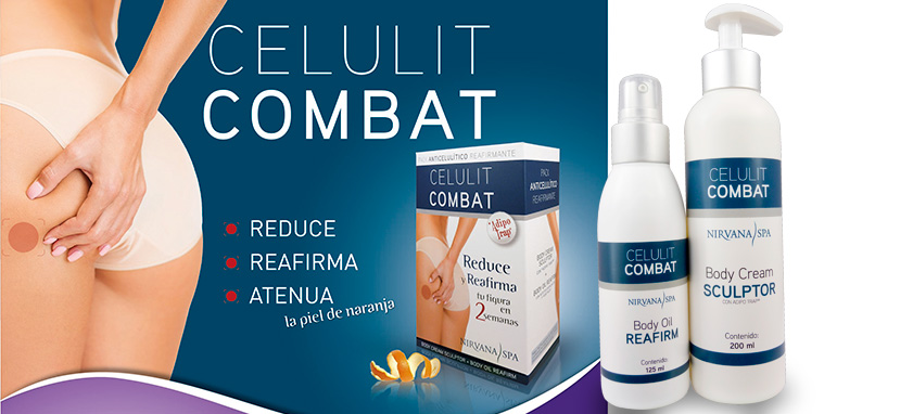 Celulitic Combat Nirvana SPA