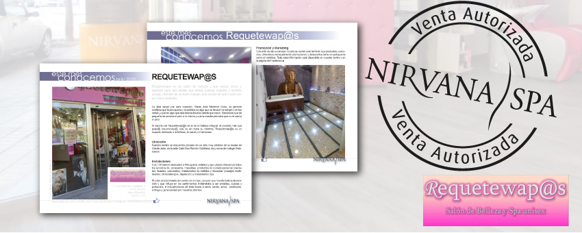 Requetewap@s, Conocenos Nirvana Spa