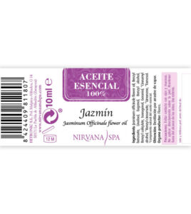 Aceite Esencial Jazmín 10ML