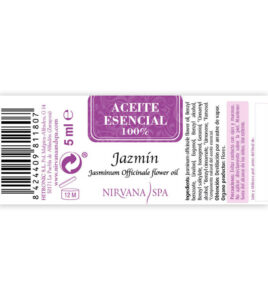 Aceite Esencial Jazmín 5ML