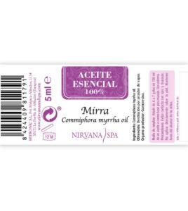 Aceite Esencial Mirra 5ML