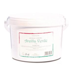Arcilla Verde 2kg, Nirvana Spa