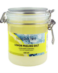 Lemon Peeling Salt 500 ml