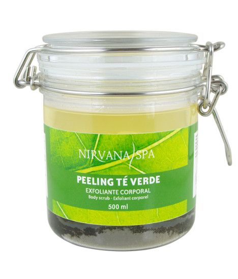 Peeling Té Vede, Nirvana Spa