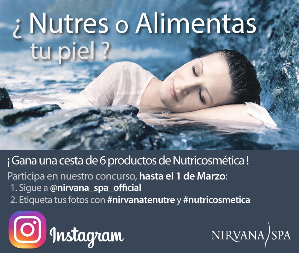 Concurso Instagram Nirvana Te Nutre Nirvana Spa