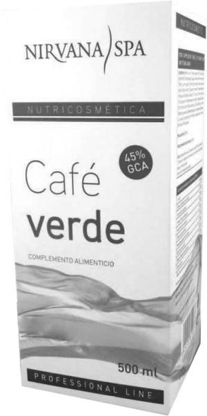 Café Verde, Nutricosmética