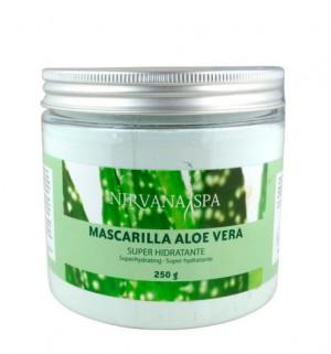 Aloe Vera Mascarilla Nirvana Spa