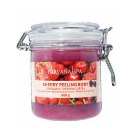 Cherry Peeling Body 800 gr, Nirvana Spa