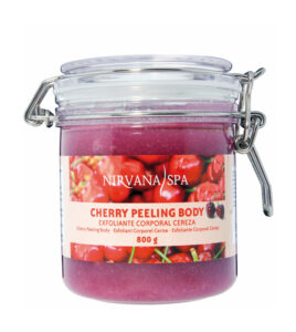 Cherry Peeling Body 800 gr, Nirvana Spa
