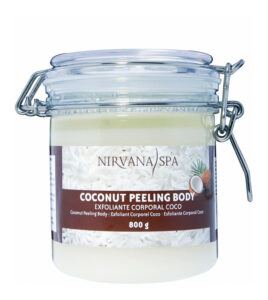 Coconut Peeling Body 800 g, Nirvana Spa
