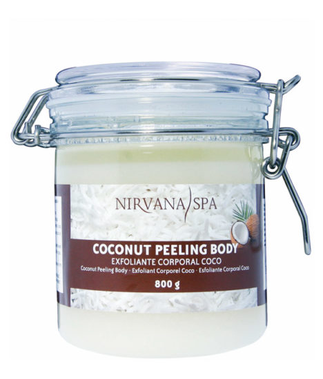 Coconut Peeling Body 800 g, Nirvana Spa