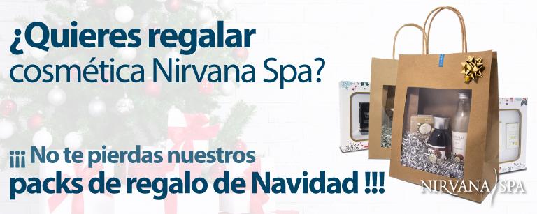 Pack Navidad, Nirvana Spa