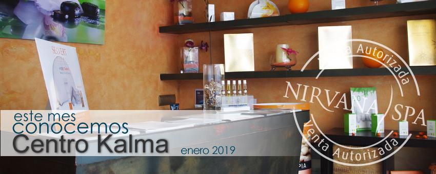Centro Kalma, colaborador Nirvana Spa