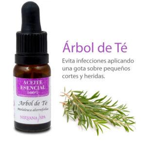 Aceite Esencial Árbol de Té, Nirvana Spa