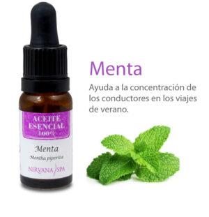 Aceite Esencial Menta, Nirvana Spa