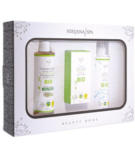 Pack Basic Bio, Nirvana Spa