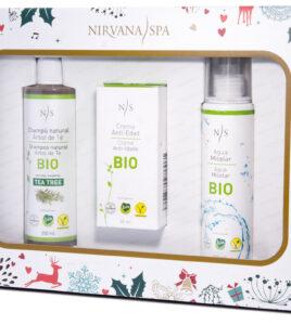 Pack Basic Bio, Nirvana Spa