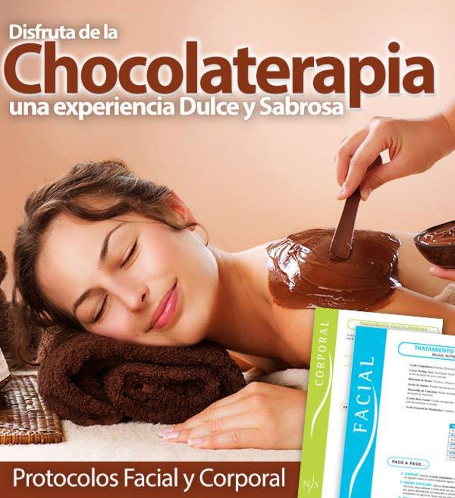 Nirvana Spa, Chocoterapia Protocolos
