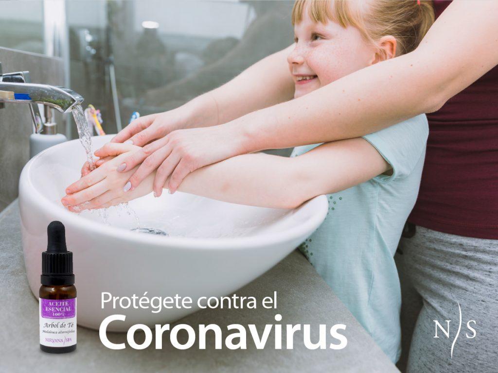 Nirvana Spa contra el Coronavirus