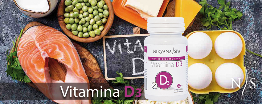 Nirvana Spa, Vitamina D3