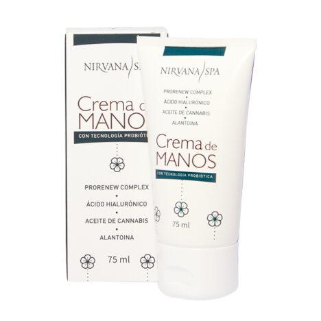 Nirvana Spa, Crema de Manos - 75ml