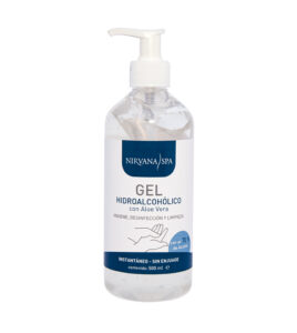 Nirvana Spa Gel Hidroalcohólico 500 ml