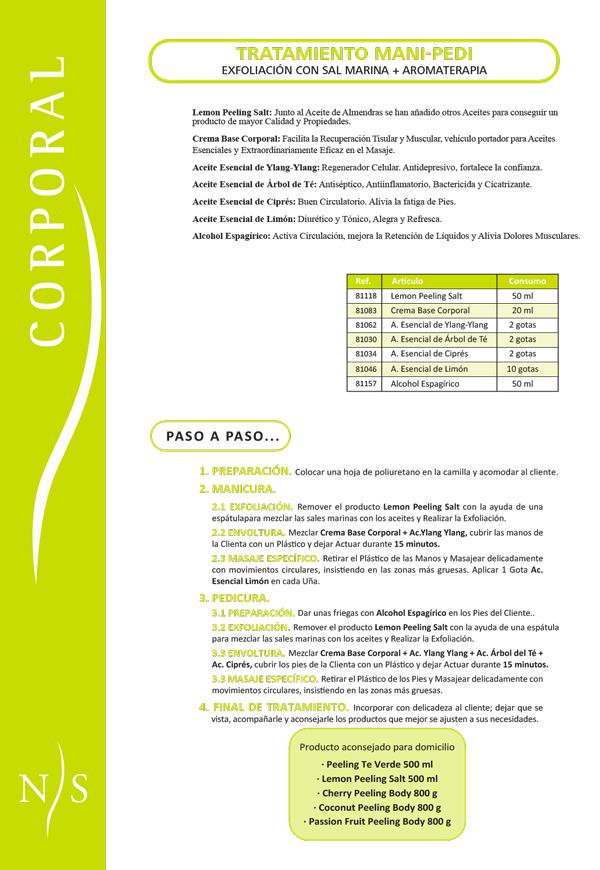 Protocolos Manicura y Pedicura, NirvanaSpa