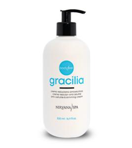 Nirvana Crema reductora-anticelulítica - Gracilia 500 ml