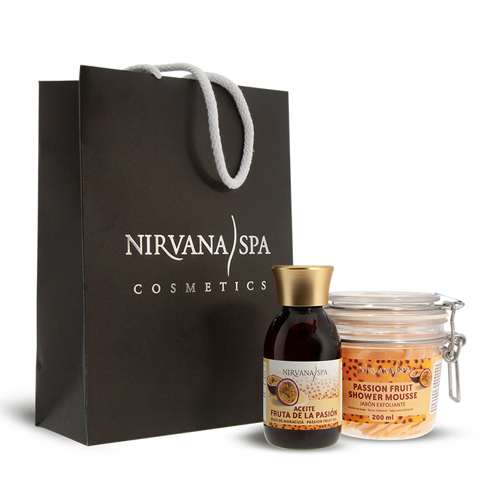 Nirvana Spa, Bolsa Verano Fruta de la Pasión