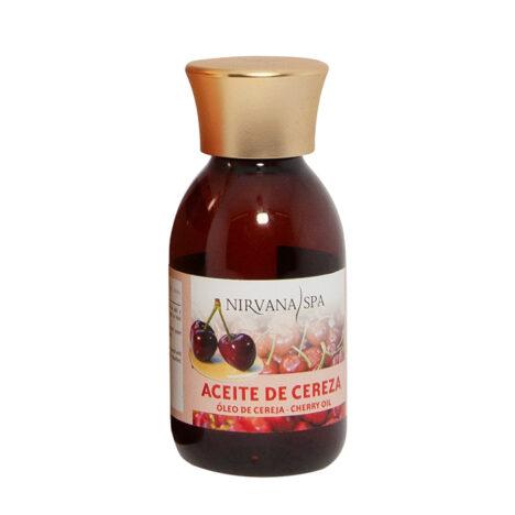 Nirvana Spa, Aceite Cereza, 125ml